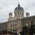 Vianoce - Viedeň