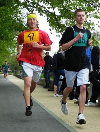 Behy sú každoročnou súčasťou študentských univerzitných dní.