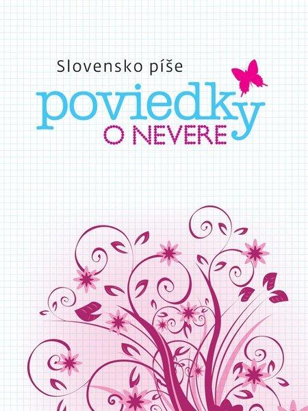 Slovensko píše poviedky o nevere. Štýlovú obálku knihy navrhol Roman Piffl.