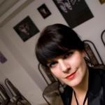Sympatická mladá fotografka Lívia Koborová