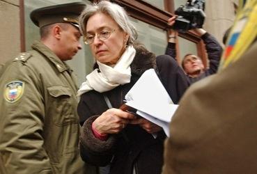 Anna Politkovskaya - obeť novinárskeho povolania