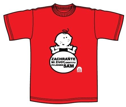 tričko Hniezdo záchrany