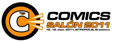 Comic Salon 2011 logo