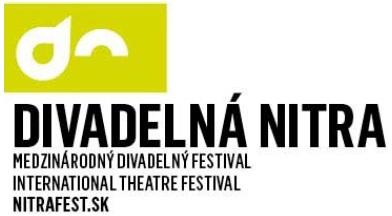 Divadelná Nitra - logo