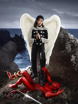 Amerika zabila Michaela Jacksona, tvrdí David LaChapelle.