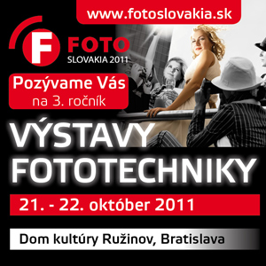 FOTO SLOVAKIA 2011 banner
