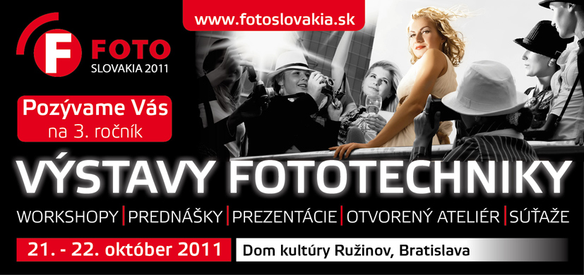 FOTO SLOVAKIA 2011 pozvánka