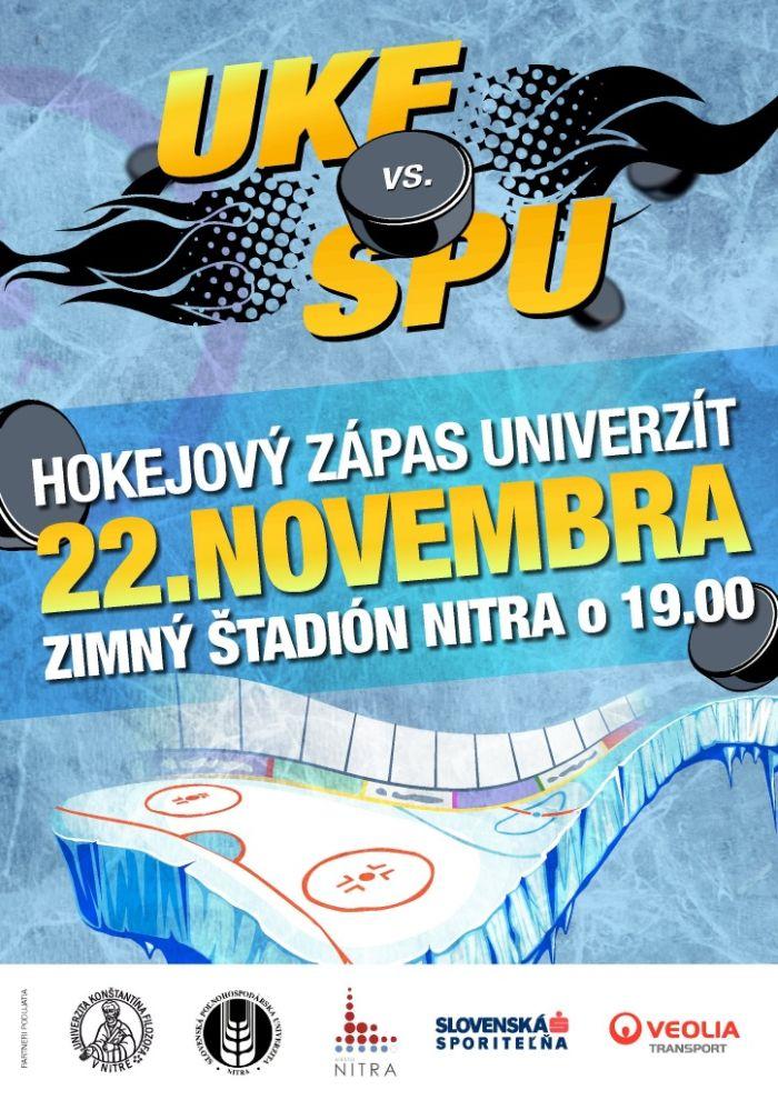 Hokej UKF & SPU