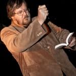 Krstným otcom knihy Tancovali päť septembrov sa stal Boris Filan