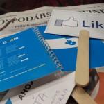 Originalita na konferencii UniCamp 2011 nechýbala