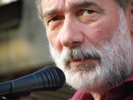 Riaditeľ festivalu Kalo čangalo Martin Slivka s Rómami pracuje už dlho.