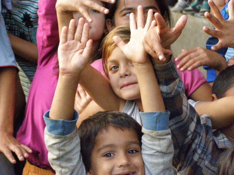 K nadšeniu týchto detí stačí jediná fotka.