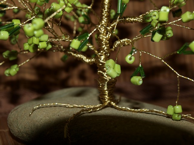 9 stromček šťastia (Petra Čergeťová)