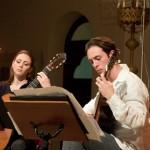 Gitarové duo CARisMA - Carlo a Magdalena