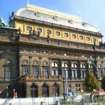 Národné divadlo, Praha