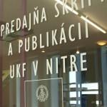 Nová predajňa Univerzitnej knižnice