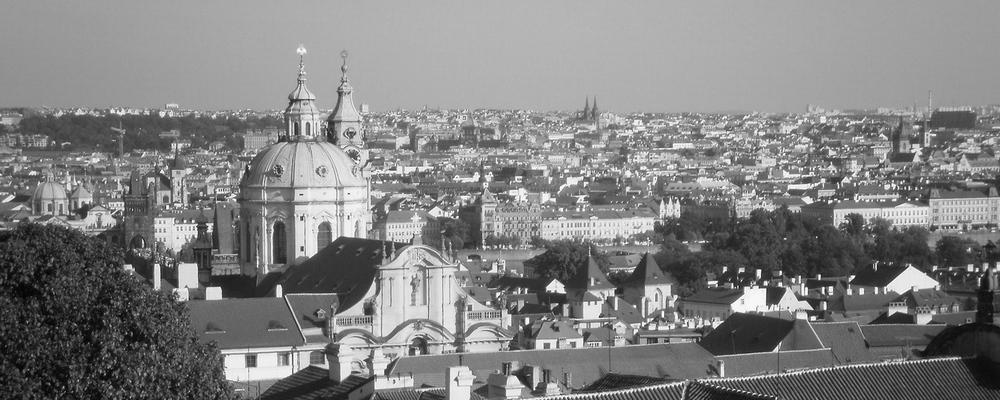 Praha, panoráma