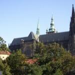 Pohľad na Pražský hrad