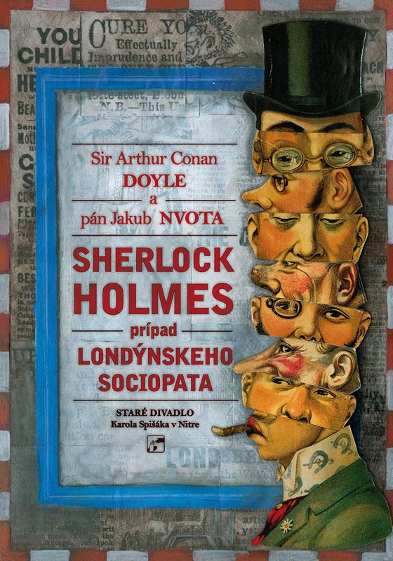 Sherlock Holmes plagát