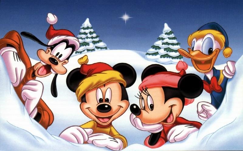 Disney Vianoce