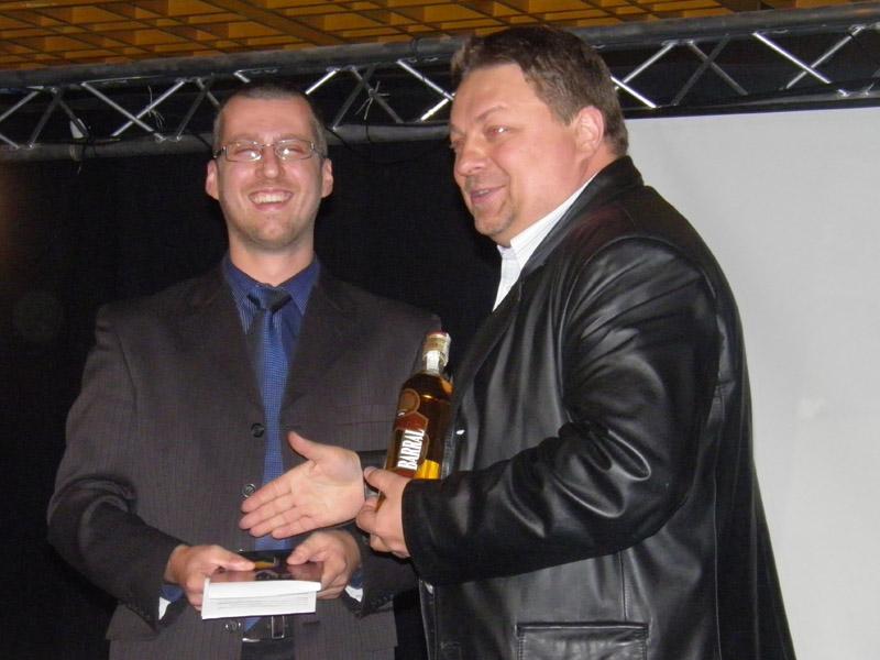 Peter Mikuláš a Krysztof Gajdka