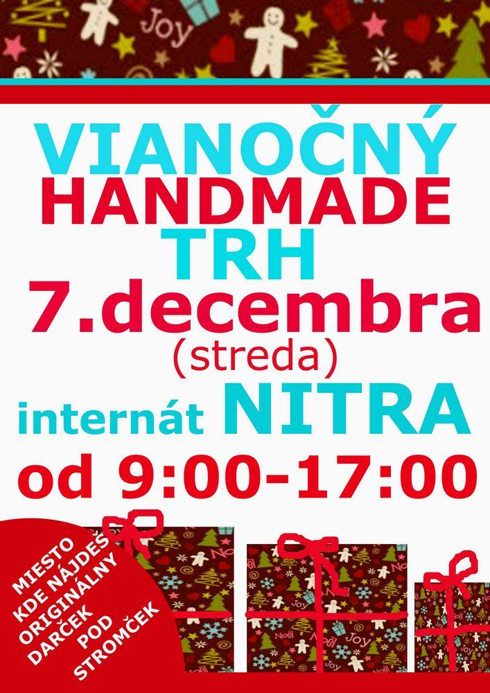 Vianočný handmade trh 2011
