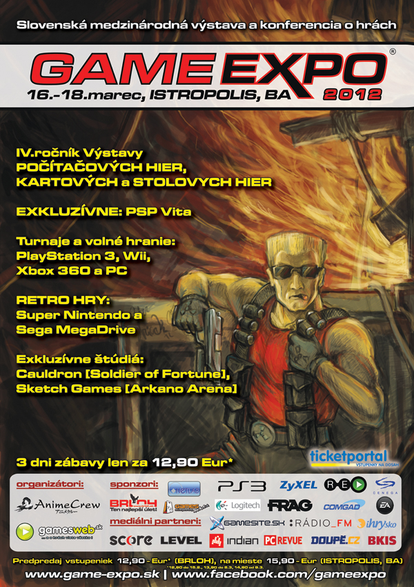 GAME EXPO 2012