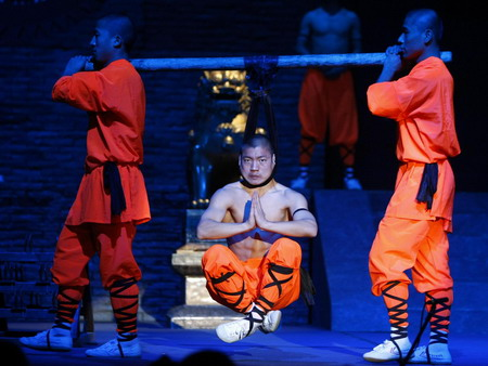 Monks of China 1