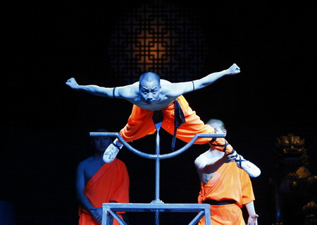 Monks of China 2