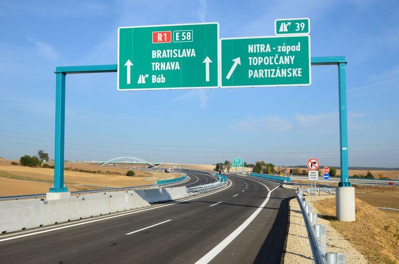 Rýchlostná cesta PR1BINA