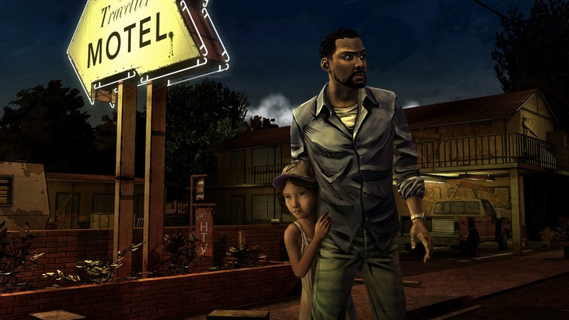 Walking Dead bude mať komixovú grafiku