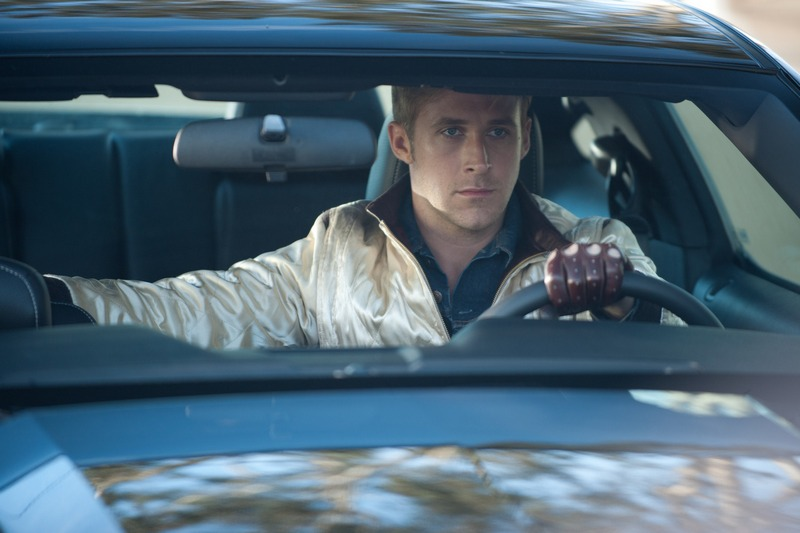Ryan Gosling vo filme Drive