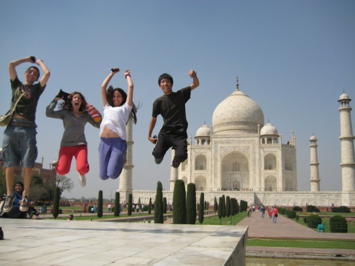 Aiesec stáž - India