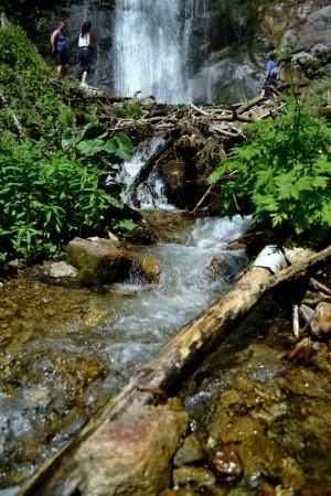Šútovský vodopád.