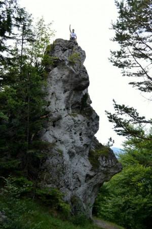 Jaskyne na Šípe.