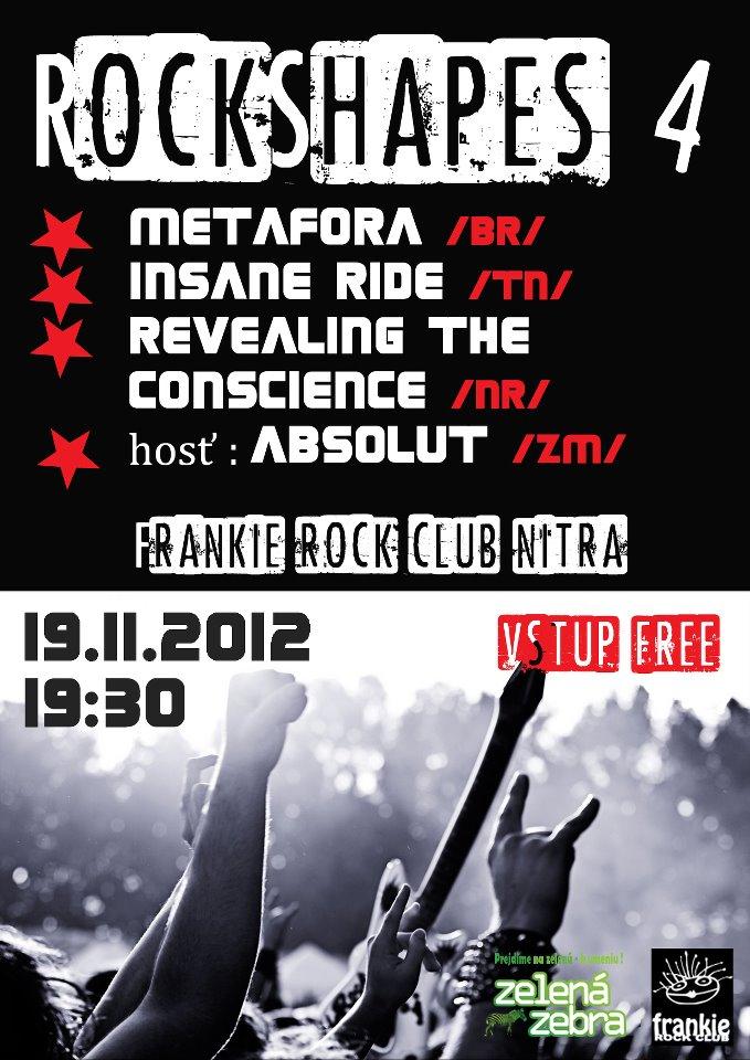 Rockshapes 4