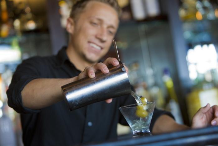 Barman - práca i zábava
