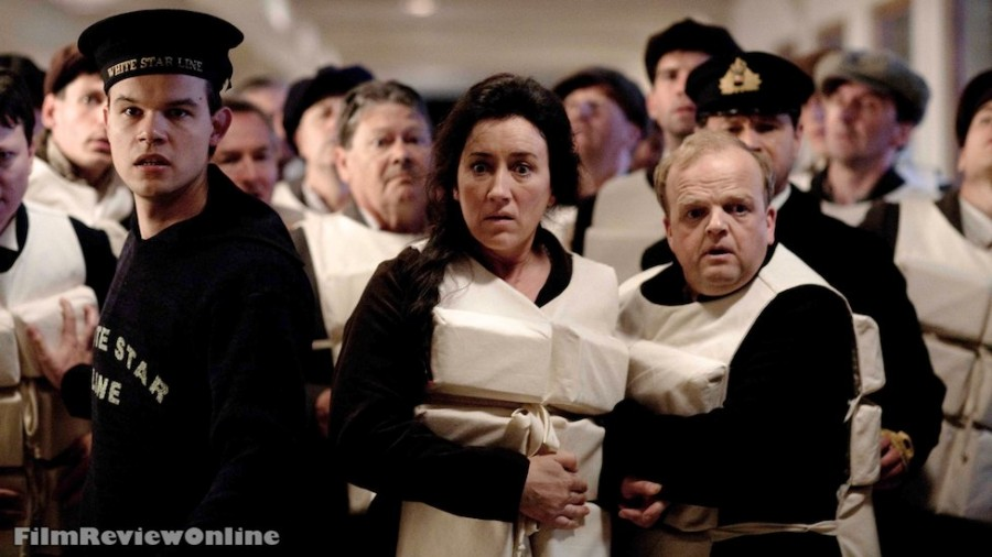 Titanic (JFellows 2012) - Maria Doyle Kennedy and Toby Jones