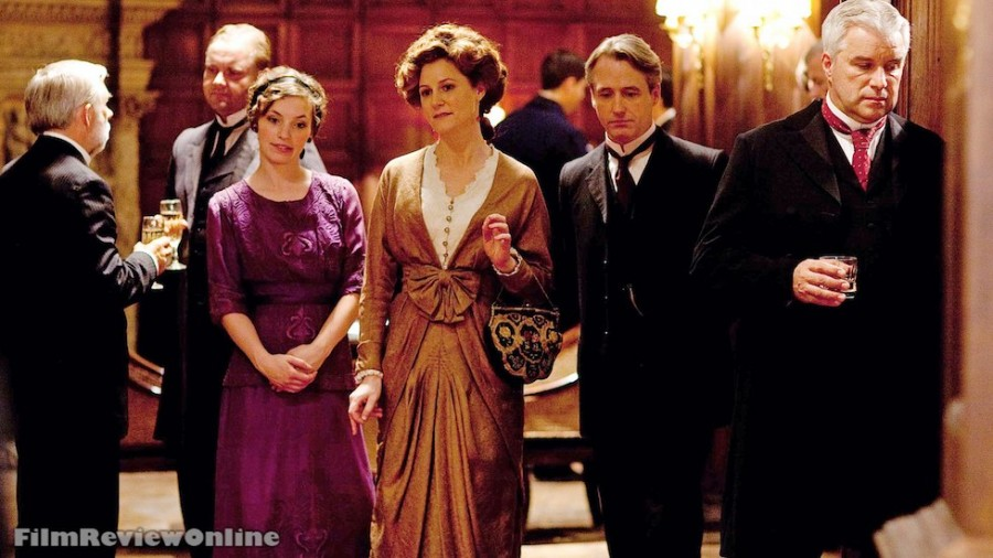 Titanic (JFellows 2012) - Perdita Weeks, Geraldine Somerville and Linus Roache
