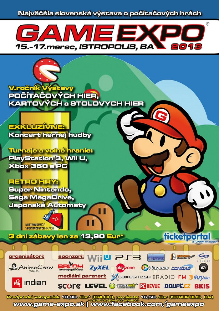 GAME EXPO 2013