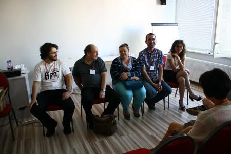 Diskusia s prednášajúcimi