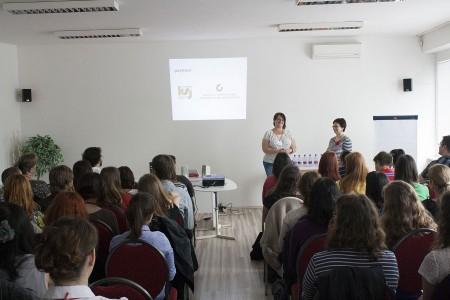 Organizátorky konferencie