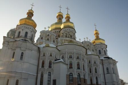 Kyjevsku Lavru môžeme nájsť aj na zozname UNESCO