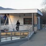 Nové cyklodepo pri rieke Nitra