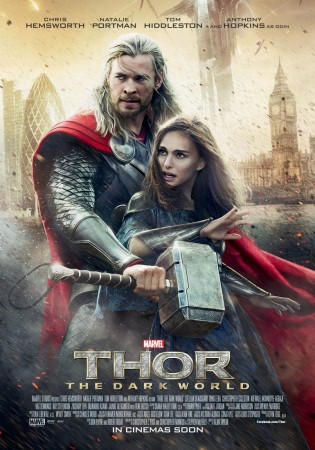 Thor-The-Dark-World-Poster-London