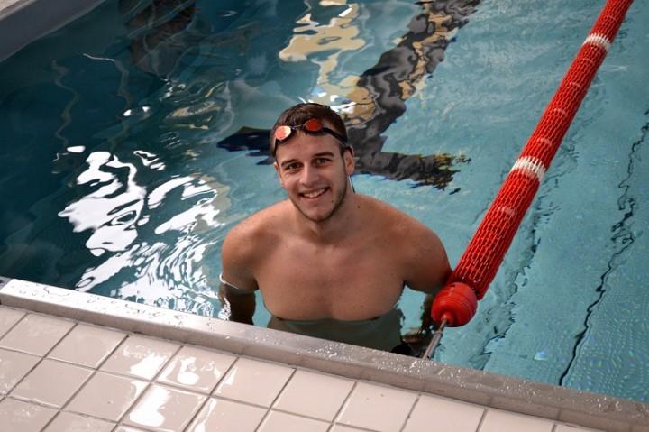 plavecká súťaž UKF
