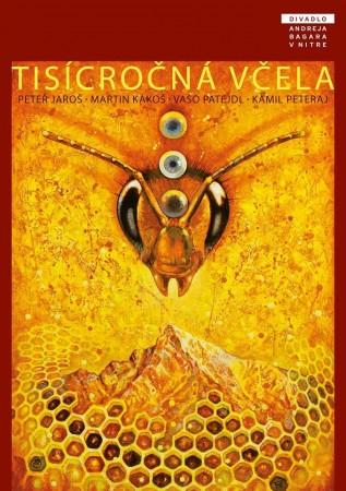 Tisícročná včela plagát