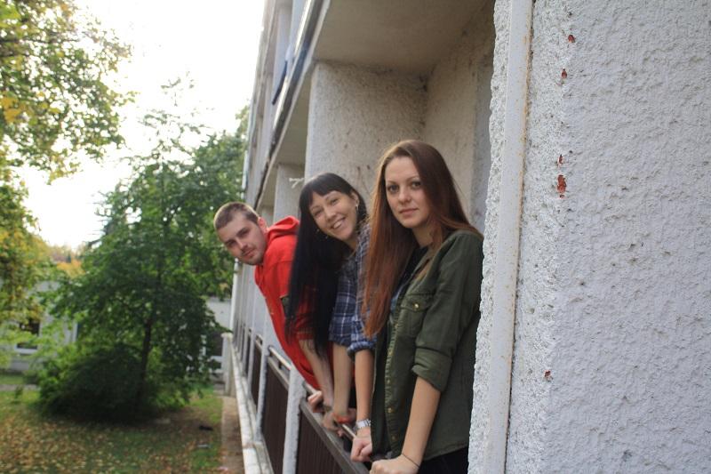 Hlavným dôvodom, prečo Jana, Sonja a Vlado študujú na Slovensku, je bezplatné štúdium.