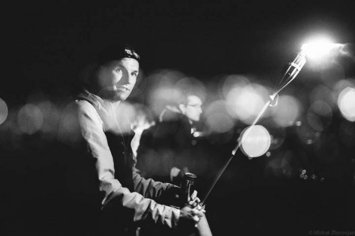 Nočný výstup na Zobor NUD 2014 (4)