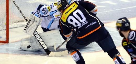 hokejová extraliga Nitra Košice 2014